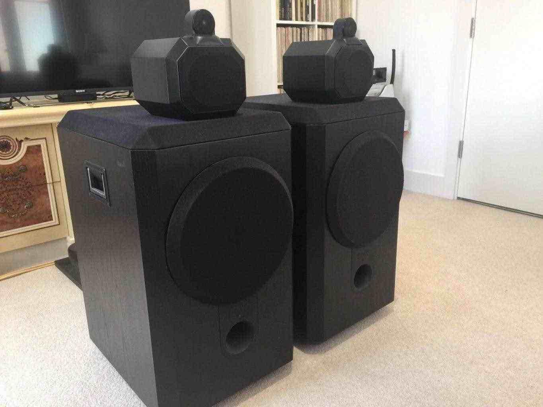 B&ampW Matrix 801 Series 2 Speakers