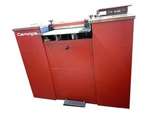 Spaccapelle Camoga CM 40 con inverter revisionata