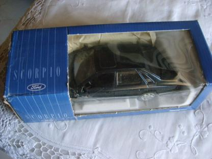 1:25 (1:24) Ford Sorpio Scatola Originale