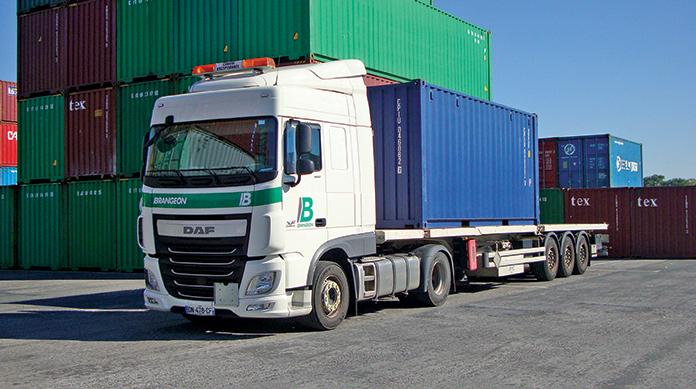 Container marittimo usato