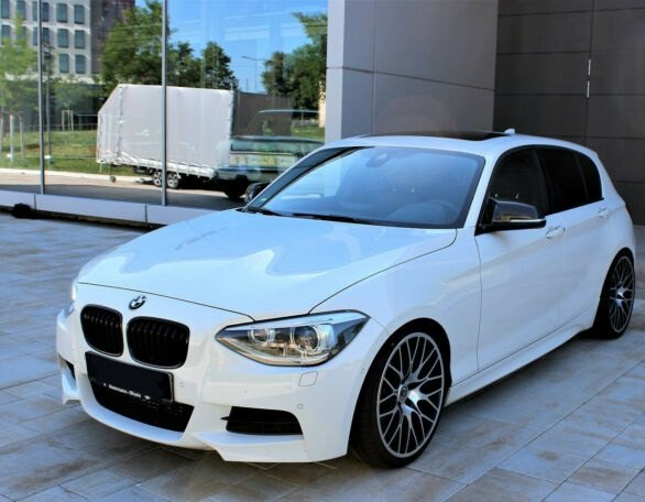 Bmw M135i xDrive MSport 320