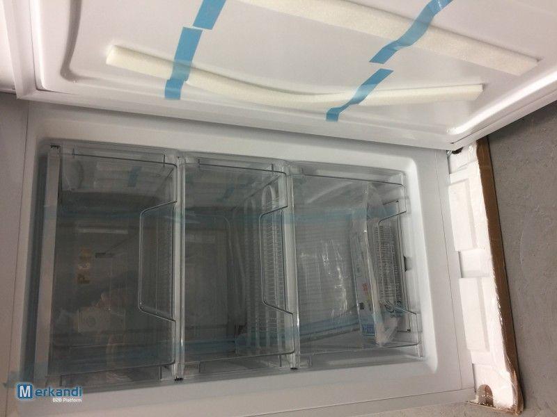 Stock di congelatori
