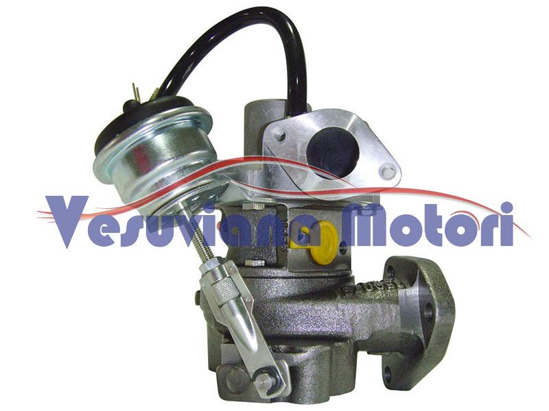 Turbocompressore Rigenerato Citroen Fiat Lancia Peugeot 1.3