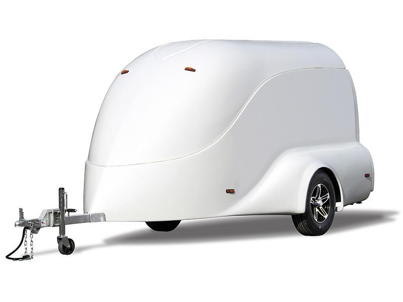 Razionalizzato, Convertibile Rimorchio per Moto NUOVO
