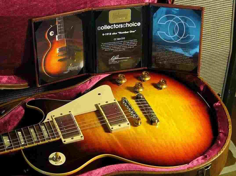 Gibson Les Paul 59 R9 COLLECTOR'S CHOICE