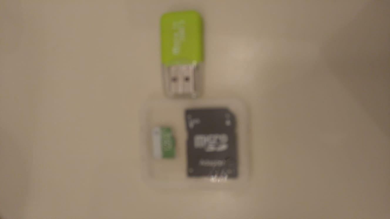 Micro sd da128 gb nuova