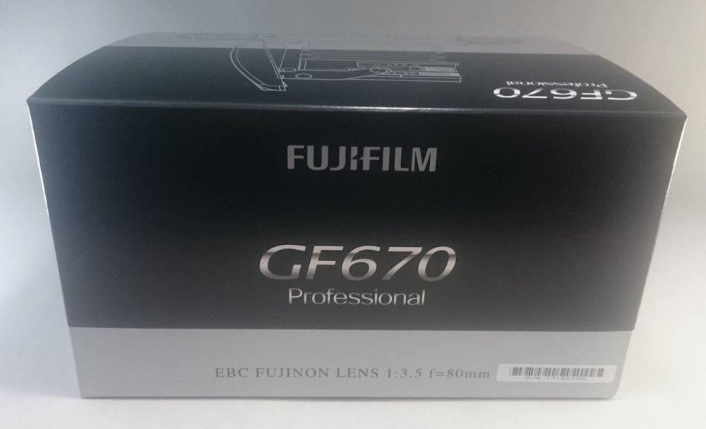 FUJIFILM GF670 PROFESSIONAL 650 €