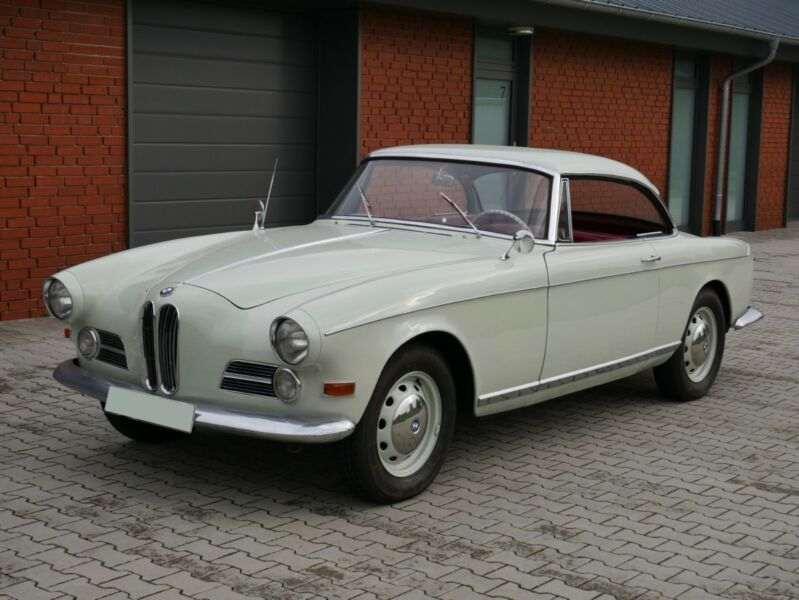 09/1956 Bmw 503 140 CV