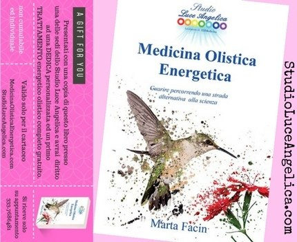 Libro e trattamenti olistici