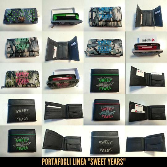 Portafogli e borse originali SWEET YEARS