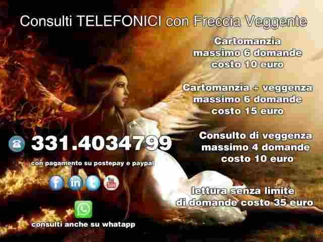 consulti di cartomanzia telefonica 331.40.34.799