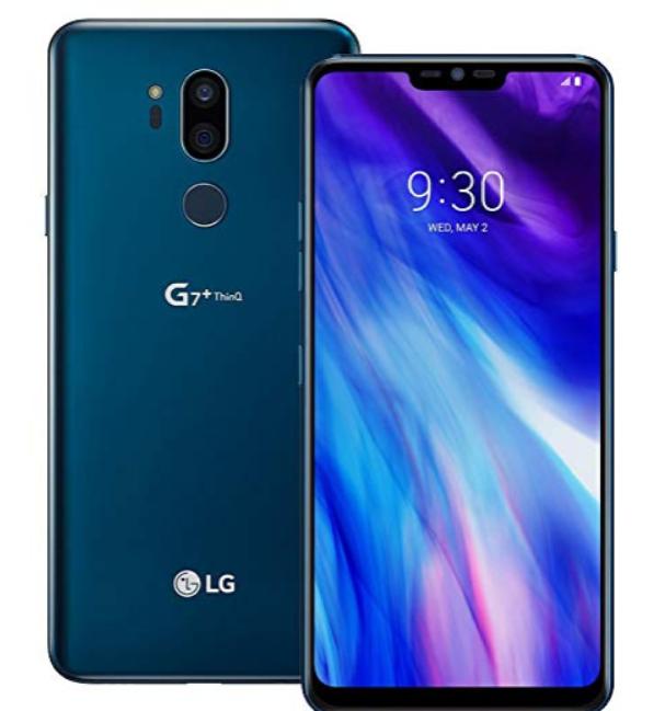 SMARTPHONE NUOVO LG G7 THINQ