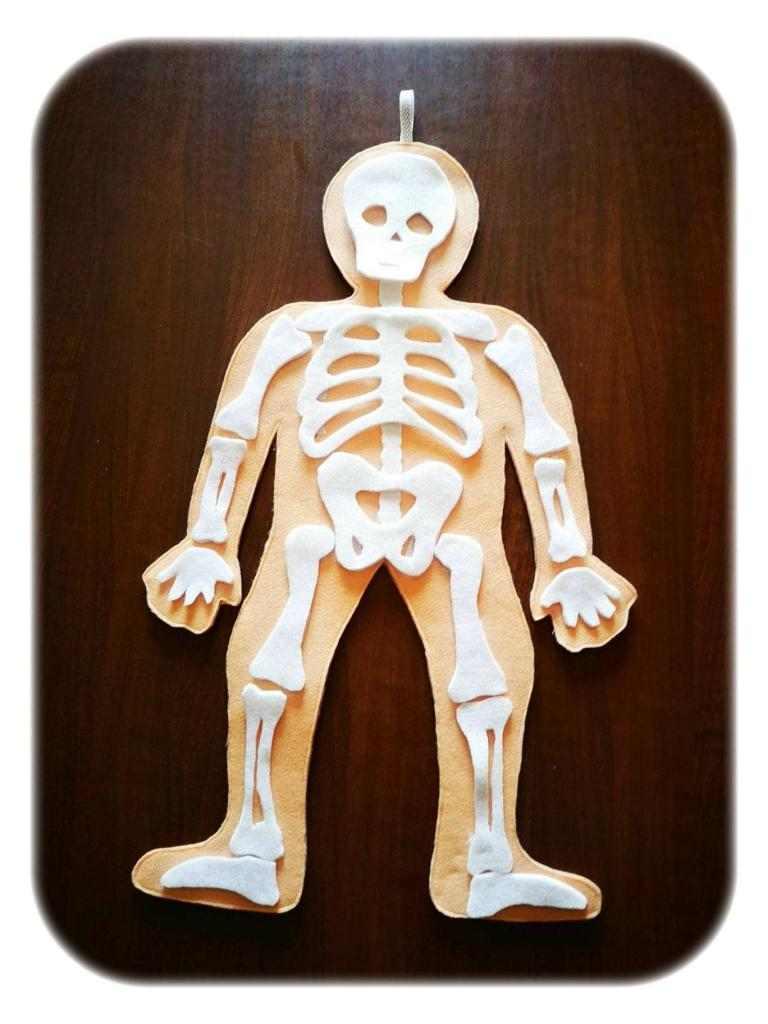 """Libri Sensoriali bambini &quotIl Corpo Umano"""""""