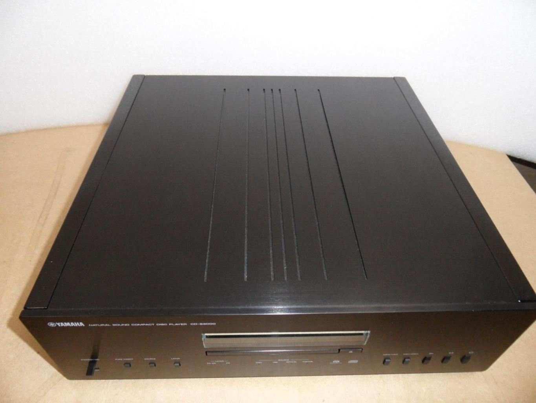 Lettore Yamaha CD-S3000 sacd player