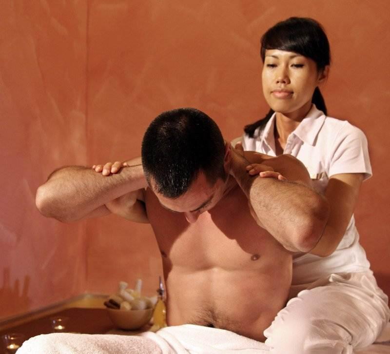 centro massaggi thai nei pressi del vomero