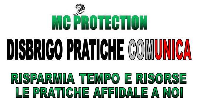 PRATICHE COMUNICA - MC PROTECTION