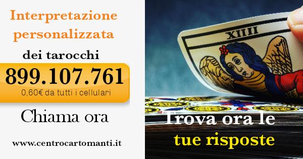 Cartomanti  Esperte in Amore e Ritorni 899.107.761
