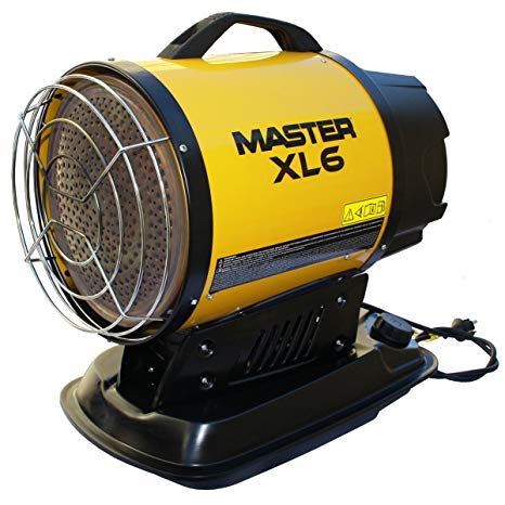 Generatore D'aria calda ad irraggiamento