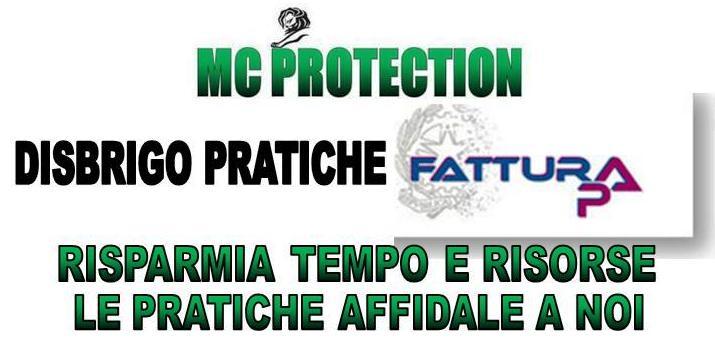 FATTURE ELETTRONICHE PA – MC PROTECTION