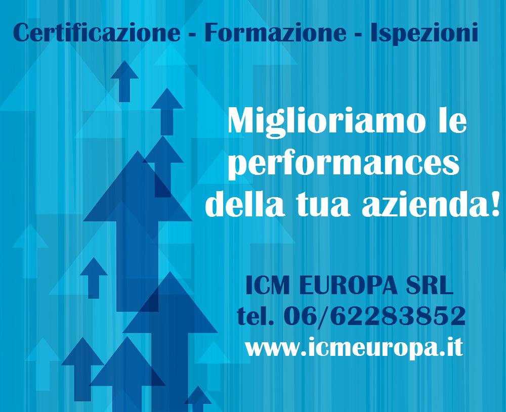 Servizi di Certificazione, formazione e ispezione aziendale