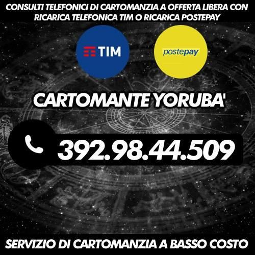 ★¸.•Yoruba' Cartomante•.¸★