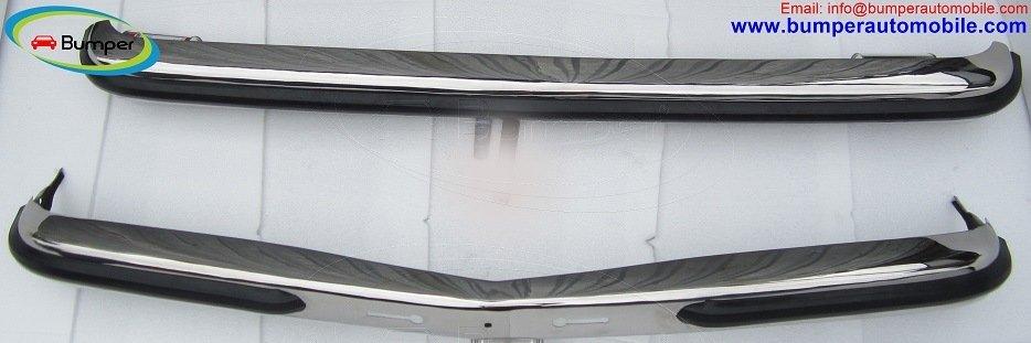 Mercedes w123 limousine stoßfänger