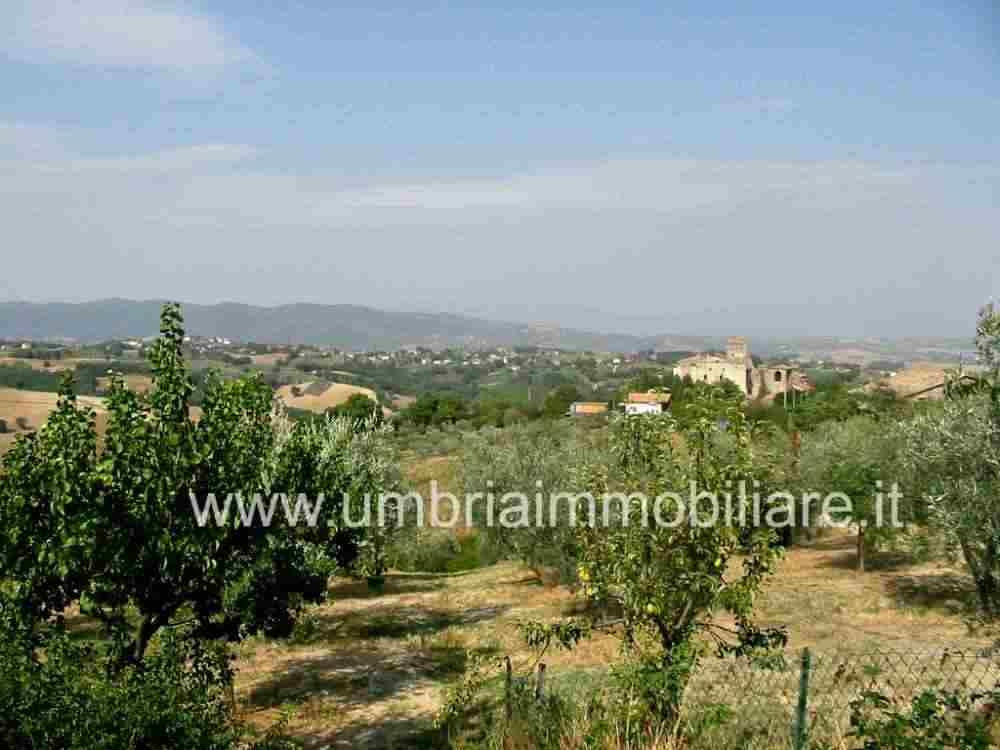 Rif. 405 terreno edificabile a Barattano di Gualdo Cattaneo