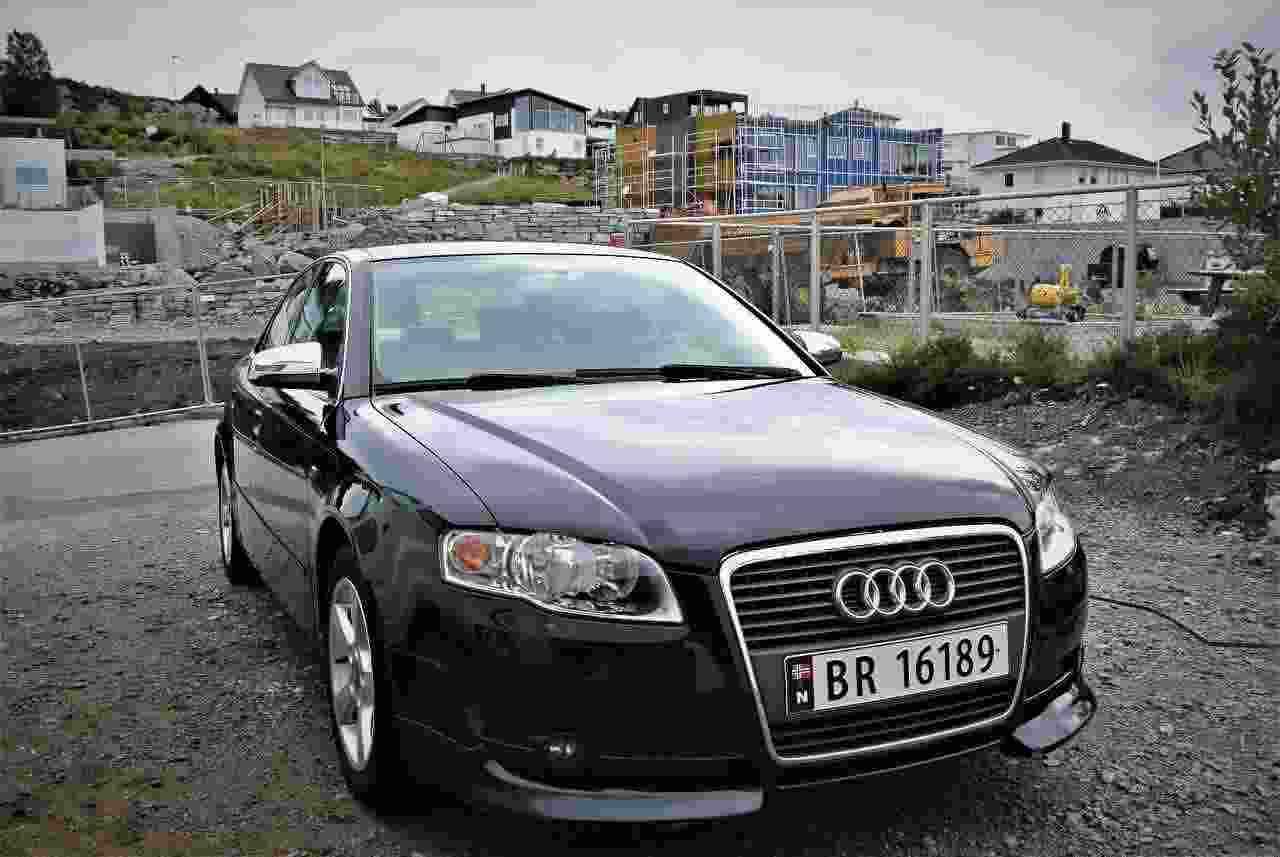 Voglio donare la mia auto Audi A4
