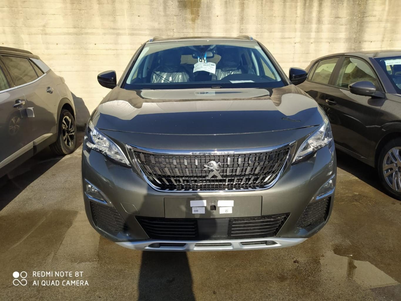 PEUGEOT 5008 BLUEHDI 130 EAT8 S&ampS-ALLURE