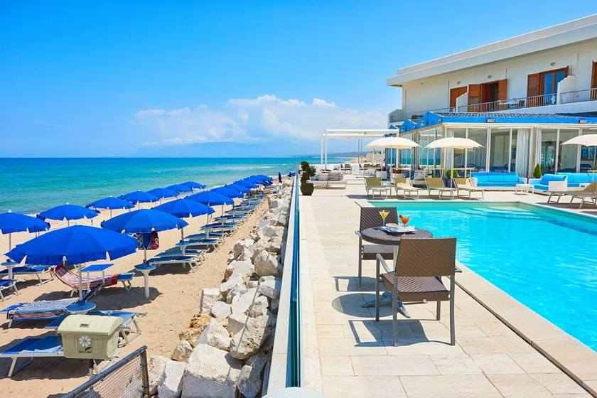Capodanno 2019 Hotel La Battigia Alcamo Marina TP
