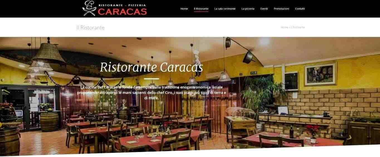 Ristorante Caracas MENU' DI QUALITA' da € 18