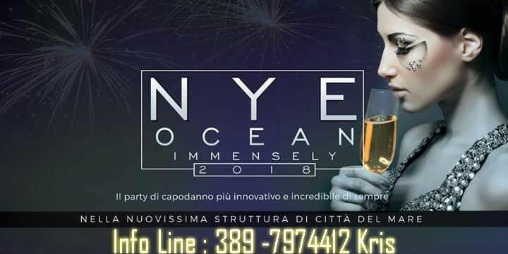 Capodanno 2018 Palermo - Hotel Città del mare - cenone disco