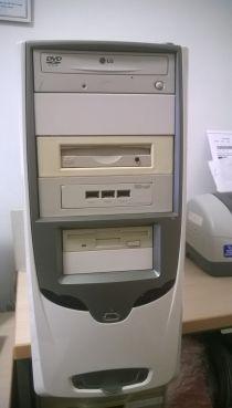 Computer Pentium 4 cpu 3.00