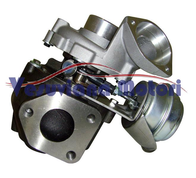 Turbo Rigenerato Bmw 318 320 d