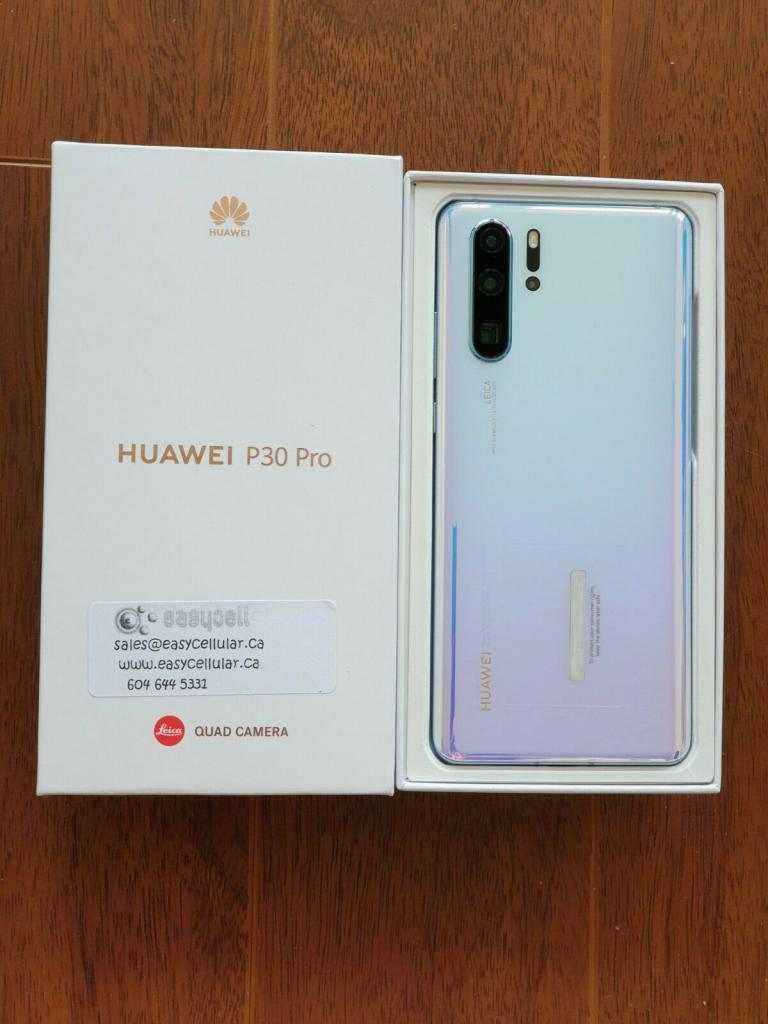 2xHuawei P30 Pro 1000 €