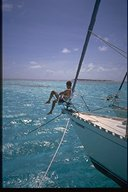 Caraibi in barca a vela o catamarano