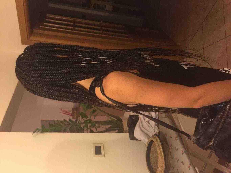 Allungamento e infoltimento capelli nonché Treccine