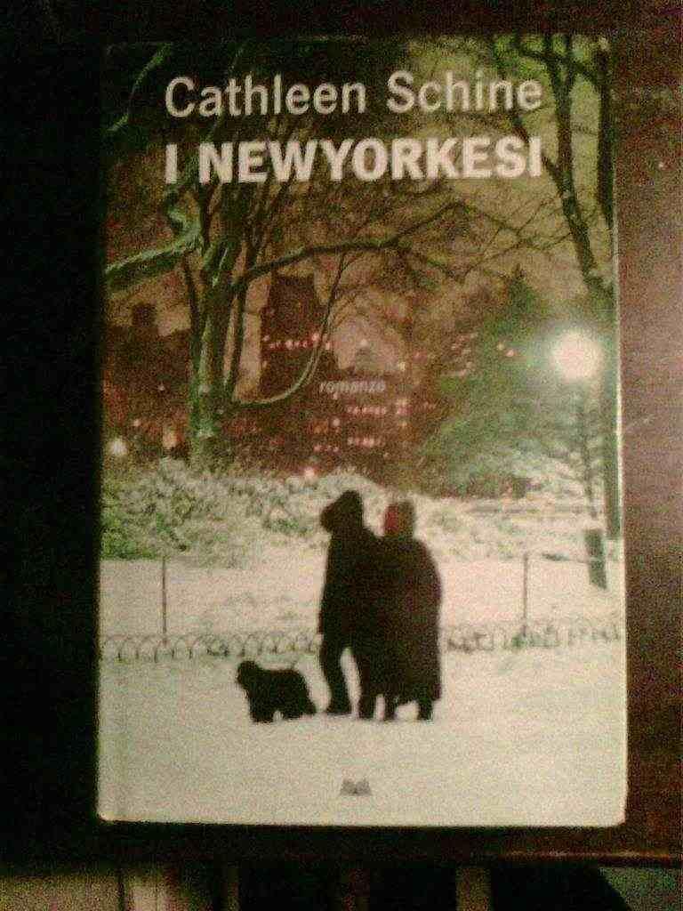 Cathleen Schine - I Newyorkesi