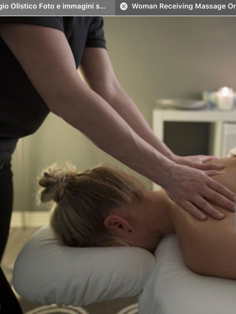 Massaggio relax o rassodante