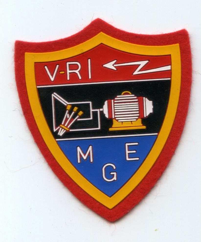 Distintivo Scudetto Motorista Gruppi elettrogeni Esercito