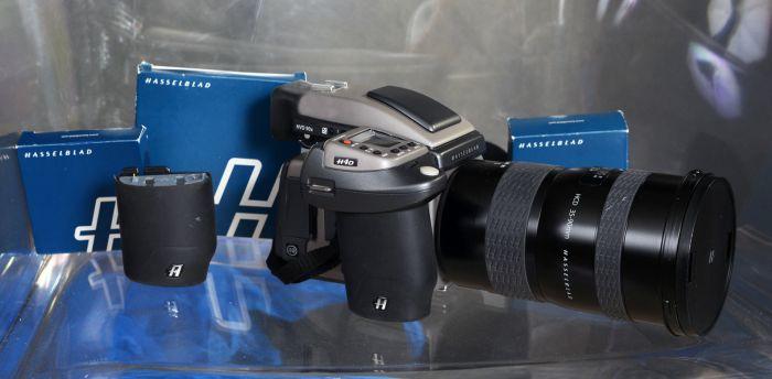 Hasselblad h4d 40 con 35 90 zoom