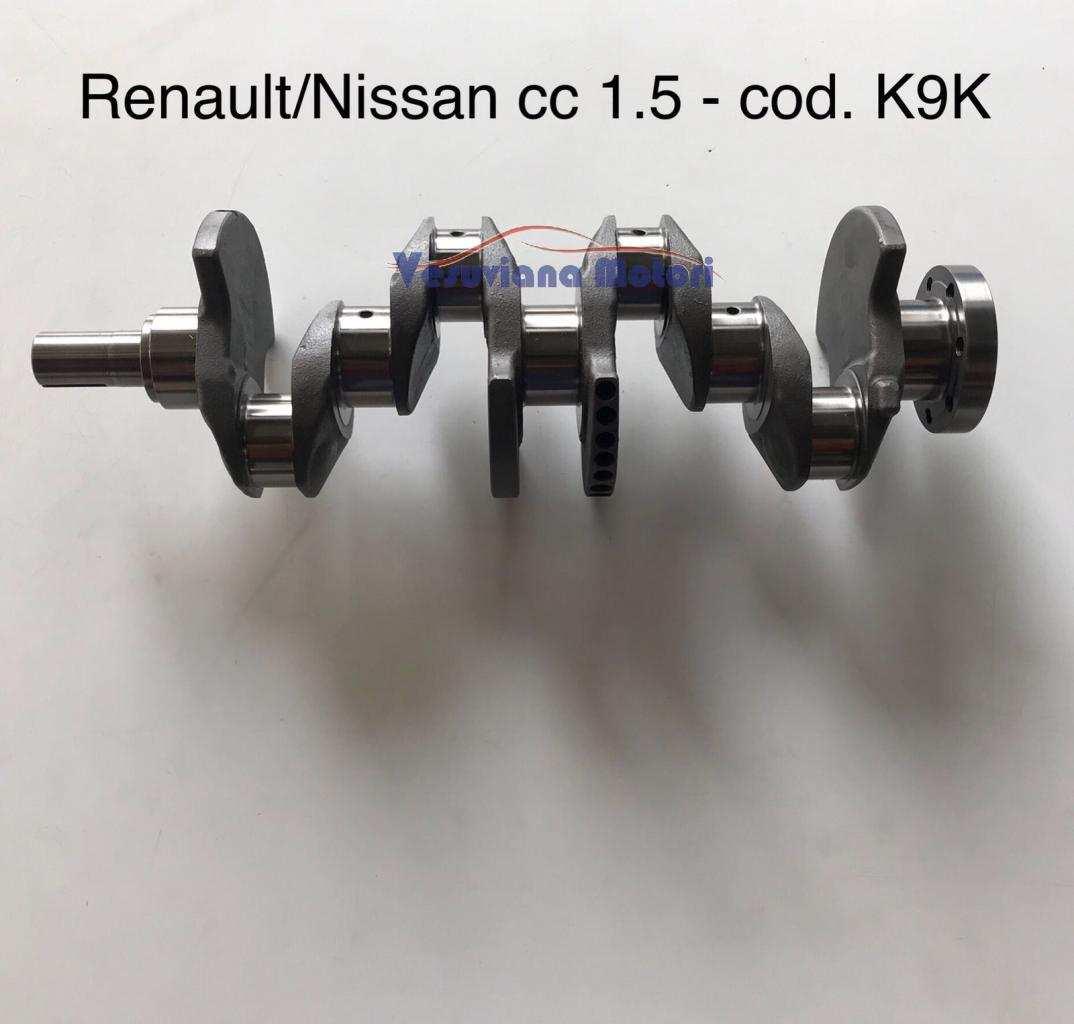 Albero Motore Nuovo Tipo: K9K