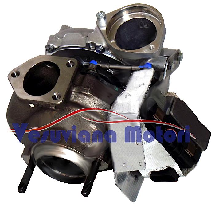 Turbocompressore Rigenerato Bmw 520 X5 3.0 d