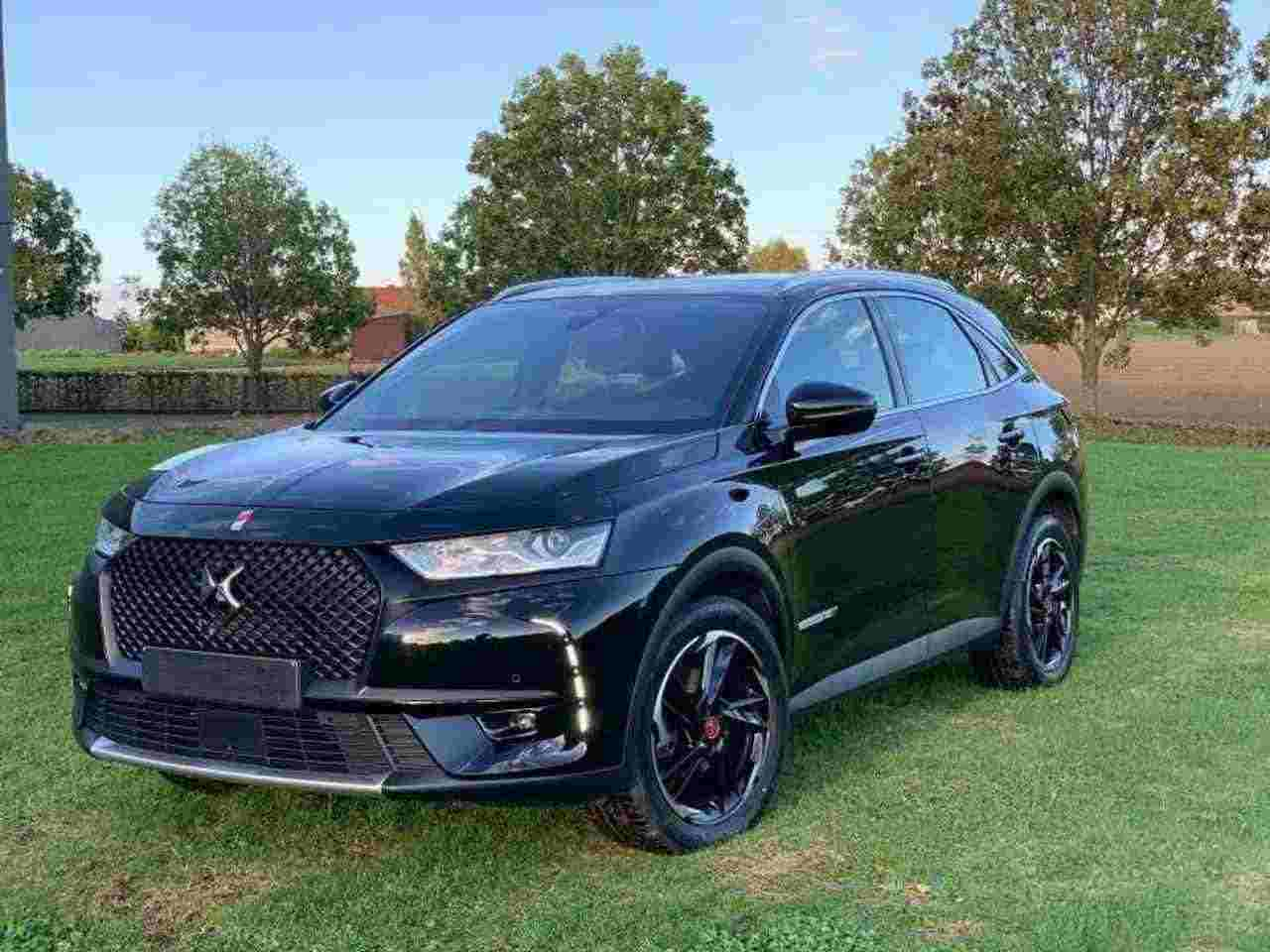 DS Automobiles DS 7 Crossback BlueHDi 130 Automatic