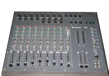 Vendo Mixer Montarbo xd 12