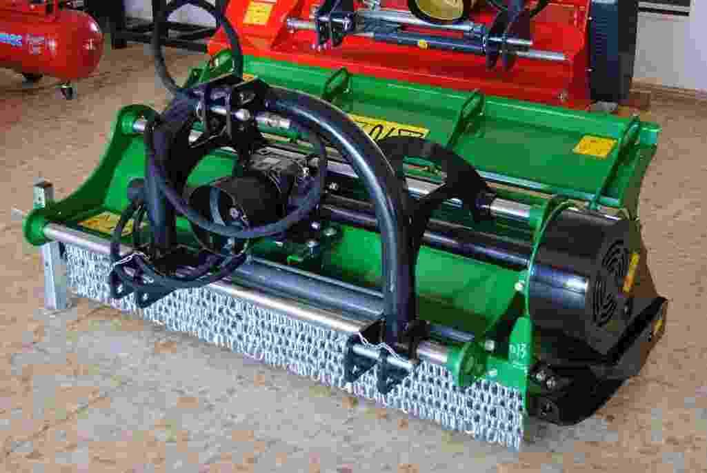 Trincia erba MT 160 spostabile idaulico