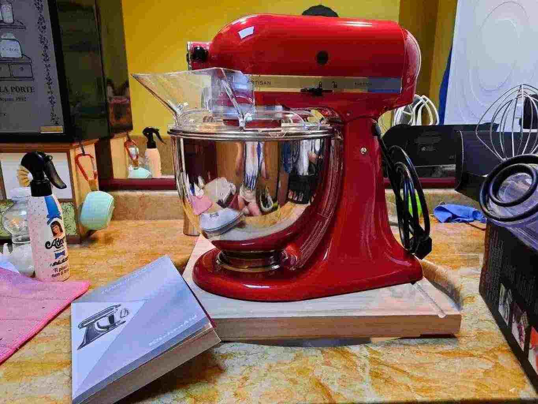 Robot da Cucina kitchenaid Artisan  Planetaria 5ksm175pseca