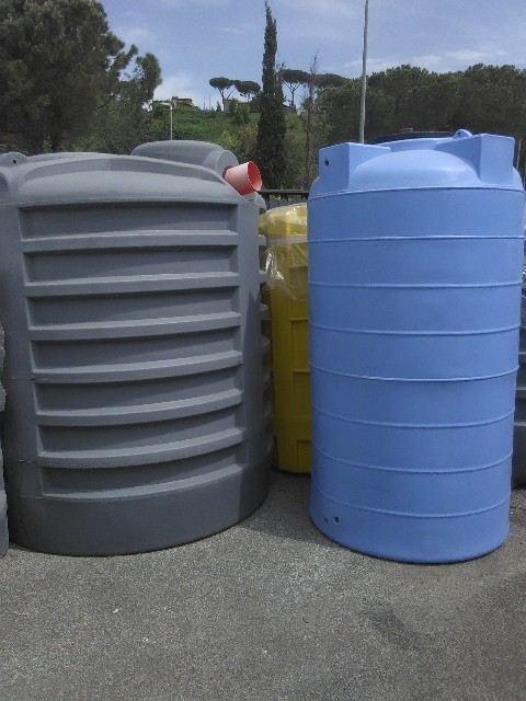 Riparazione Cisterne plastica