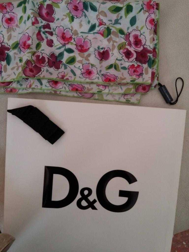 """foulard &quotDolce e Gabbana"""""""
