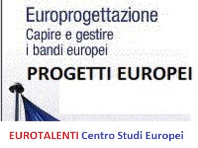 MASTER #EUROPROGETTAZIONE per   lavorare